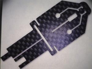 carbon fiber outline