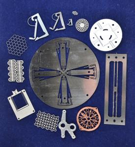 Collage of Machine Parts